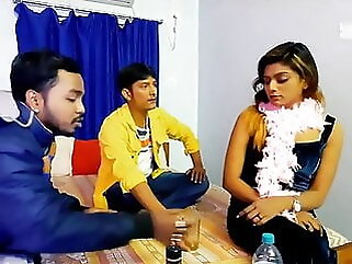 Threesome Group sex by Indians group sex asian