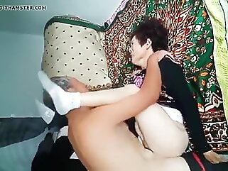 Amateur Asian old couple asian amateur