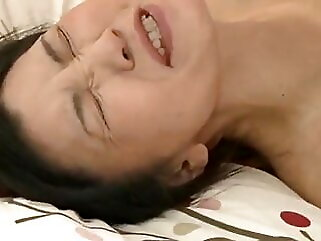 Asian Granng Skinny 50+ mature asian
